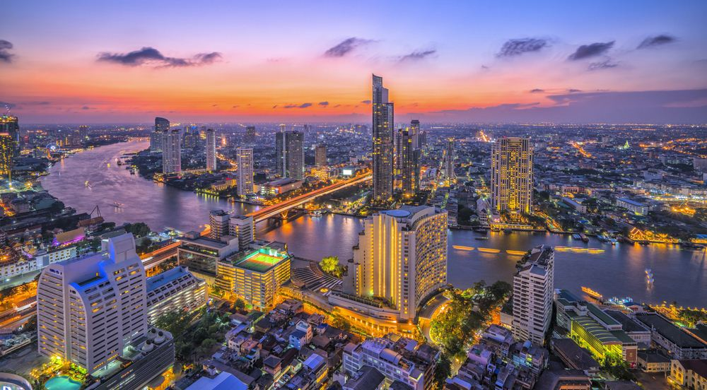 The Chao Phraya River 1 day in bangkok, 24 hours in bangkok, bangkok one day itinerary,