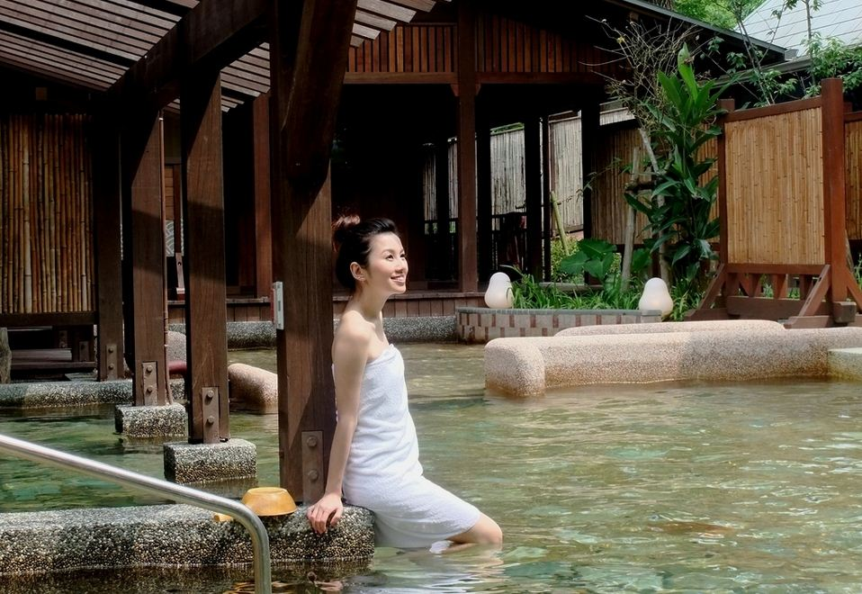 Yilan County: LOHAS Life at the Jiaoxi Hot Springs
