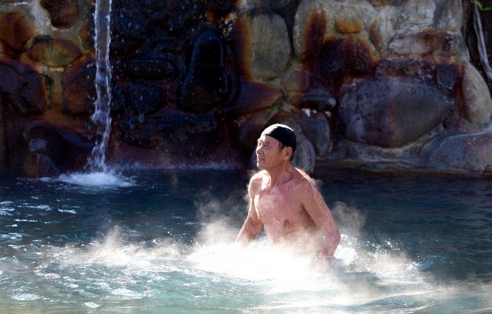 jiaosi hot spring