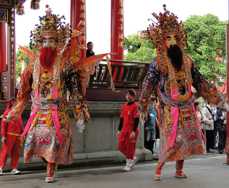 National Center for Traditional Arts parade activity