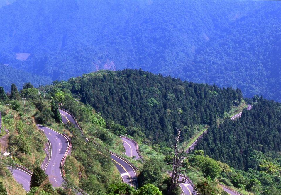 taimingshan taiwan yilan Credit image: yilan blog.