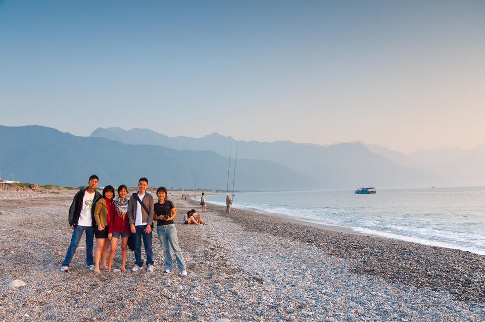 Guishan beach