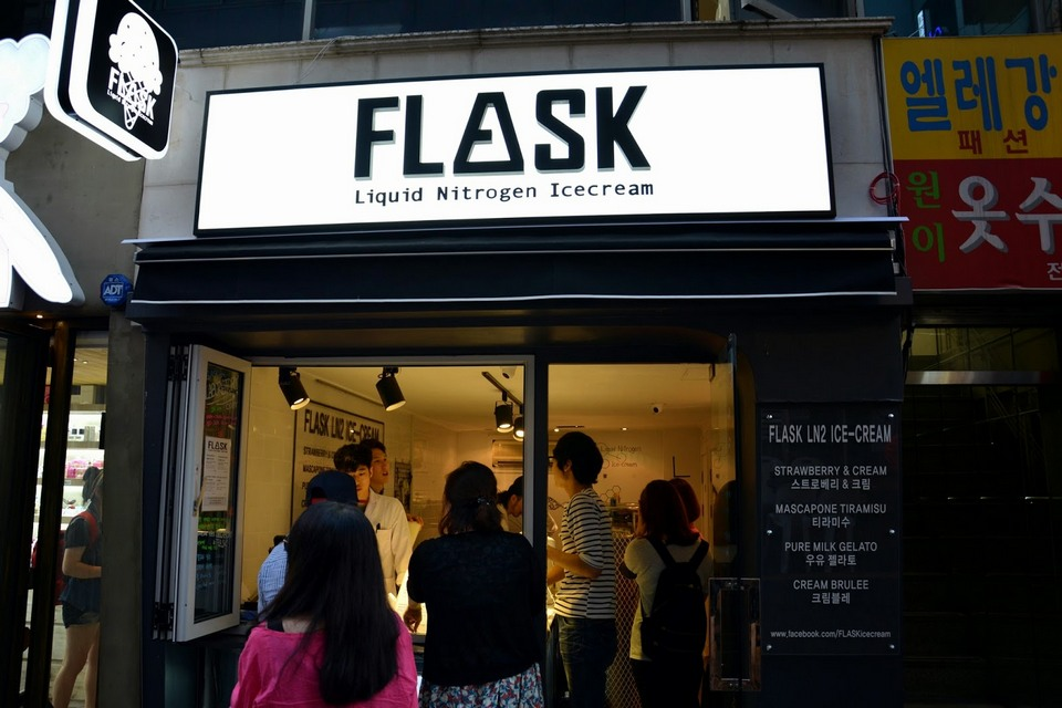 FLASK ice cream-busan-korea1
