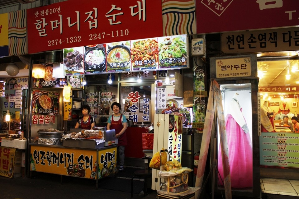 Sundae-best food to eat in busan-korea2