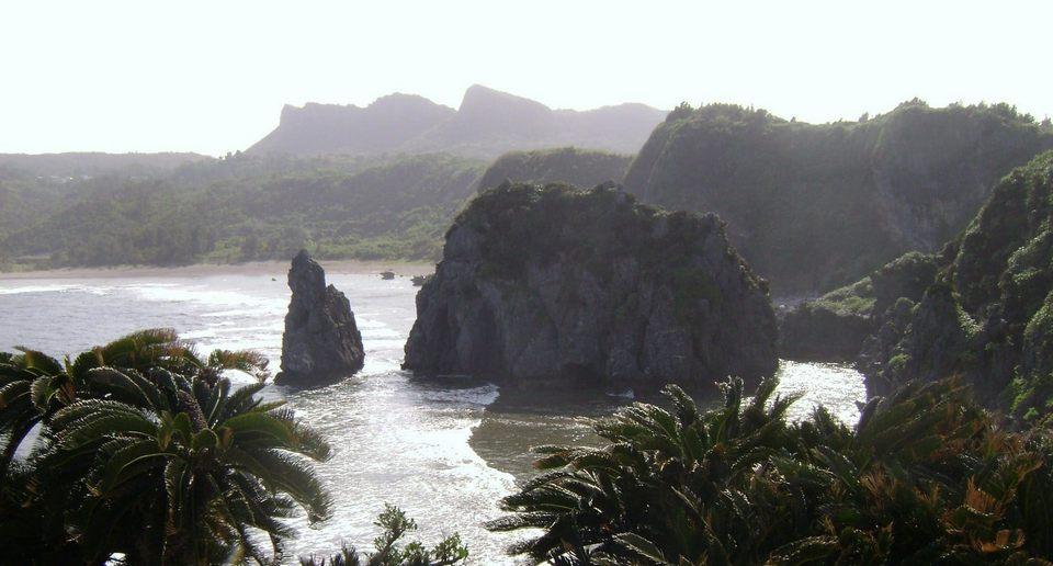cape hedo okinawa japan