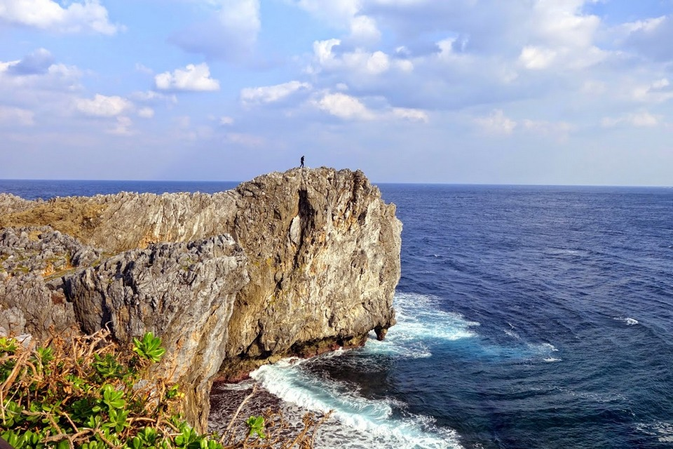 cape hedo okinawa japan Credit image: Okinawa travel blog.