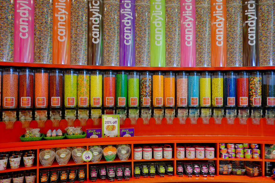 Candylicious, Sentosa Resort World, Singapore