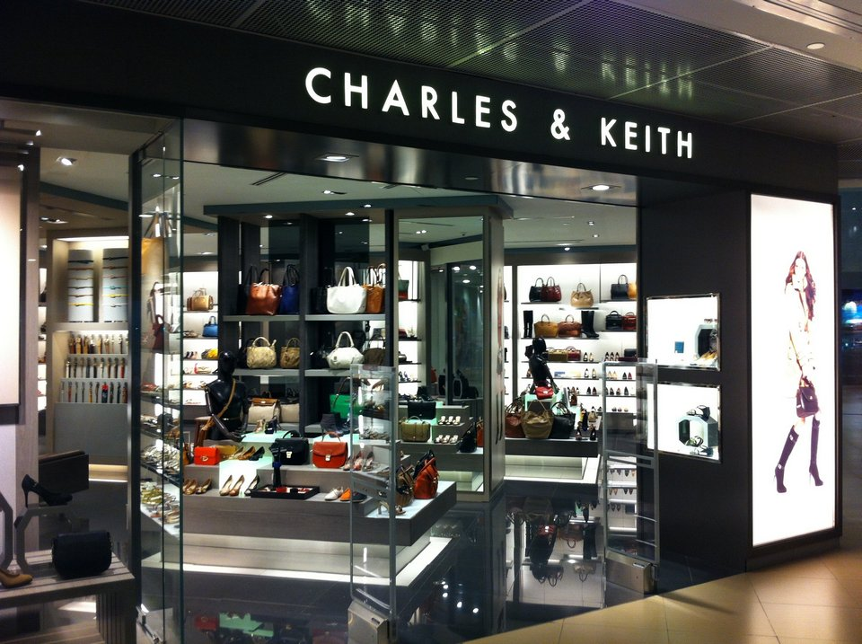 Charles & Keith at Marina Square things to buy in singapore for tourists best things to buy in singapore singapore souvenirs