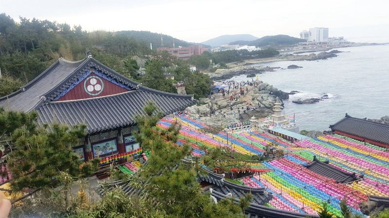 Haedong Yonggungsa temple blog 37