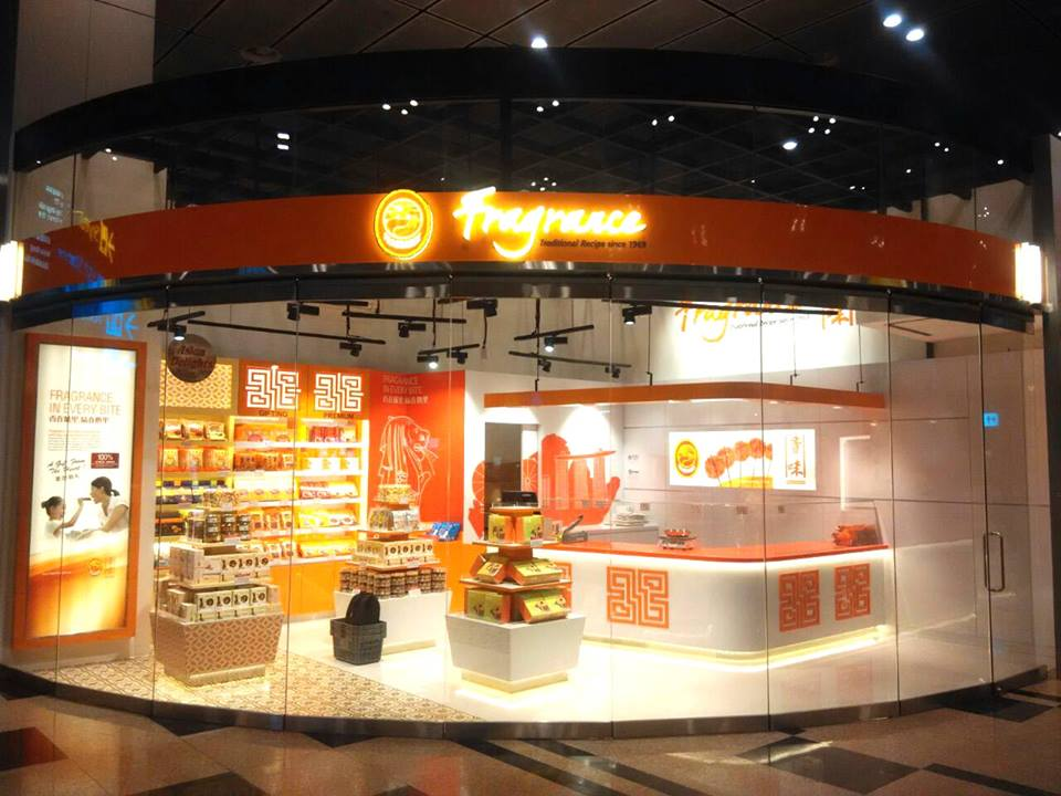 Fragrance Foodstuff singapore