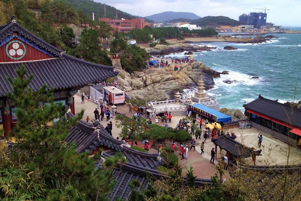 Haedong Yonggungsa busan blog 334