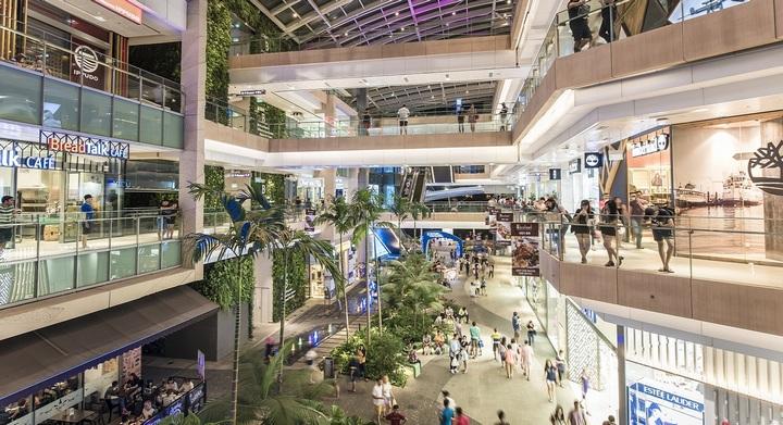 Jurong East Shopping Mall