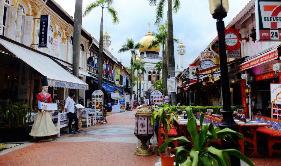 arab street shopping singapore
