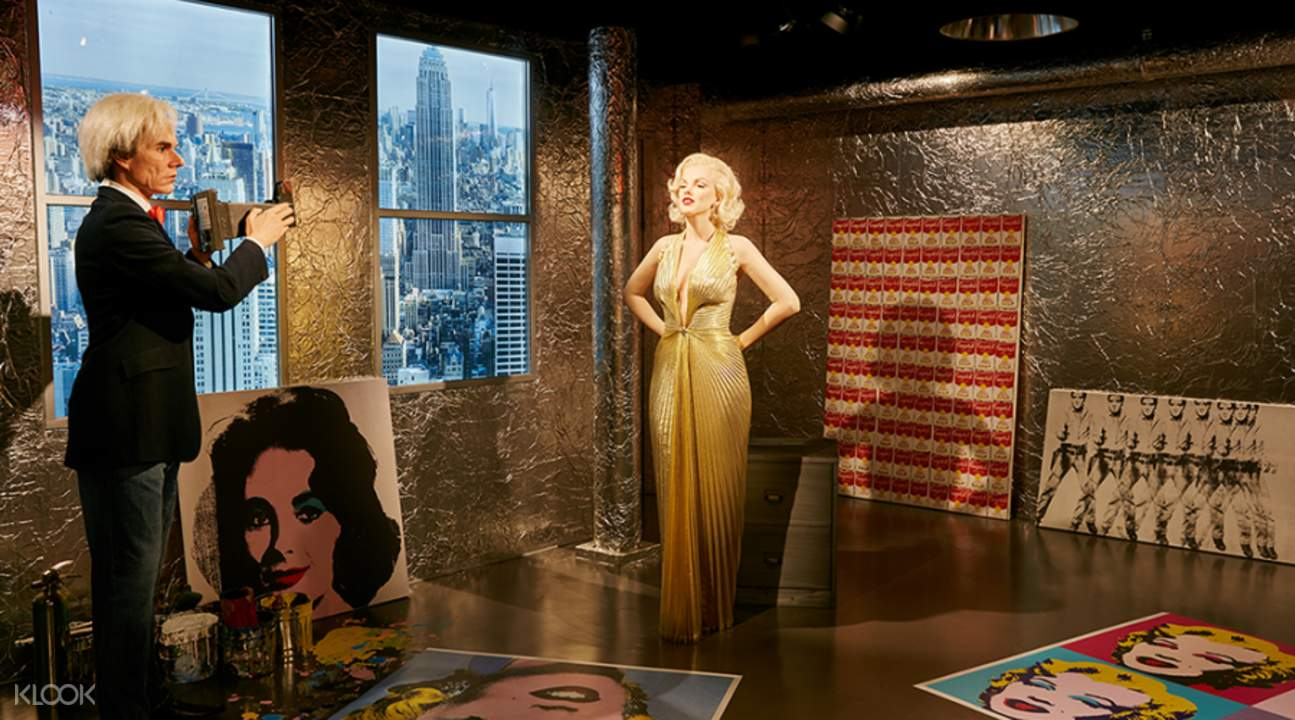 Grevin Living Waxwork Museum Seoul