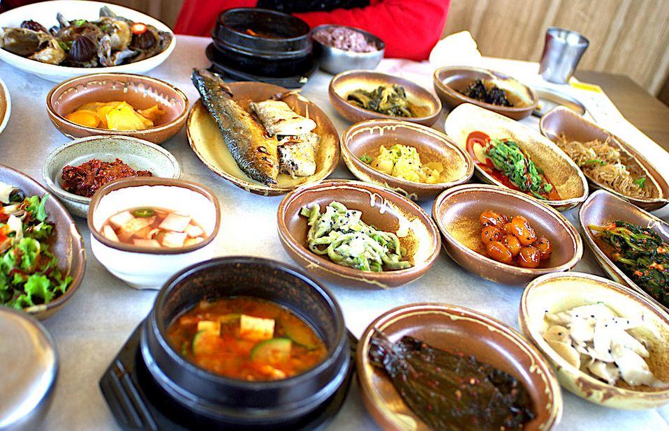 Hanjeongsik in seoul