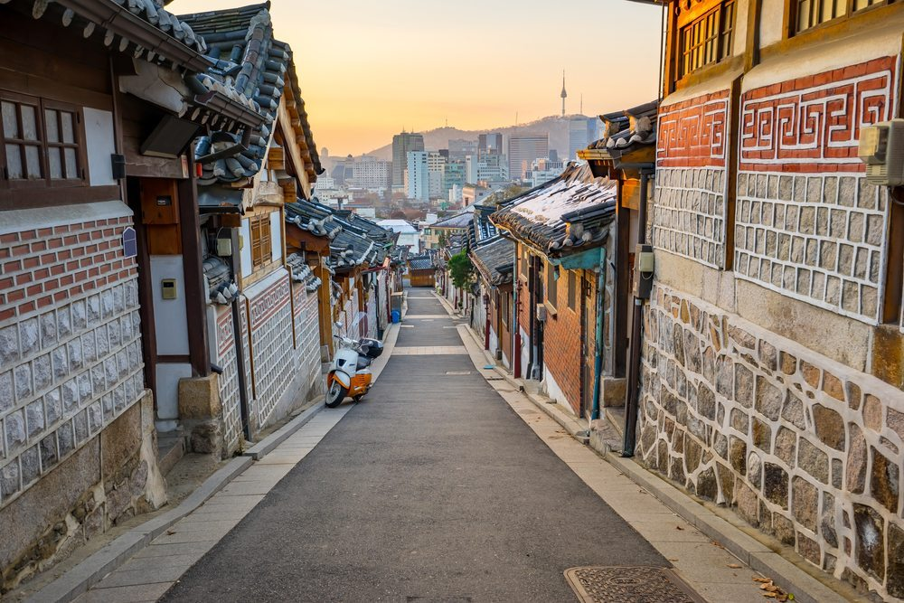 Seochon Ancient Village