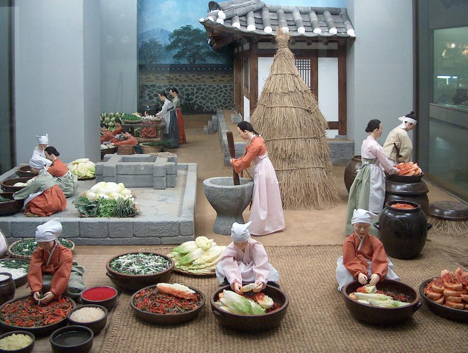 kimchi museum seoul