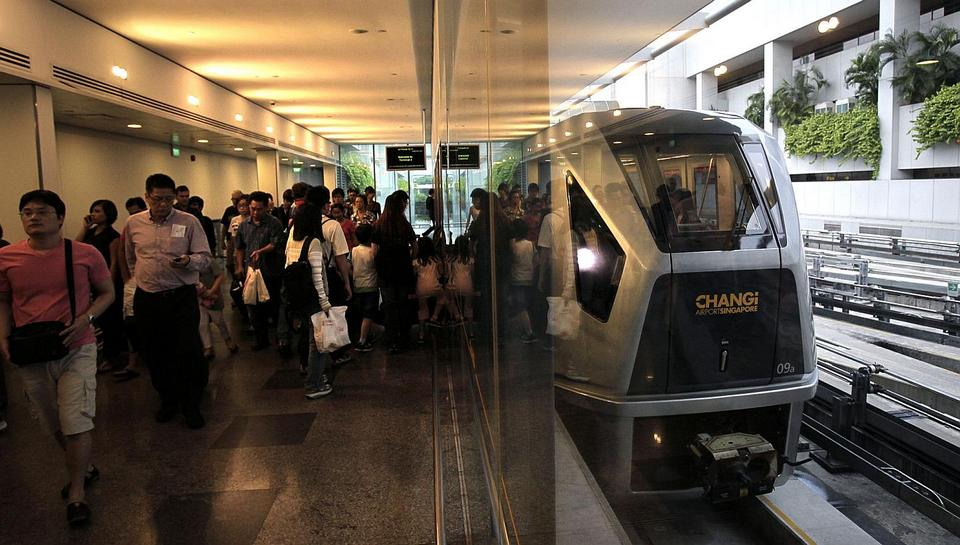 Changi Airport Skytrain