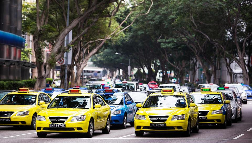 Taxis are quite expensive in Singapore so you need to consider carefully before use.
