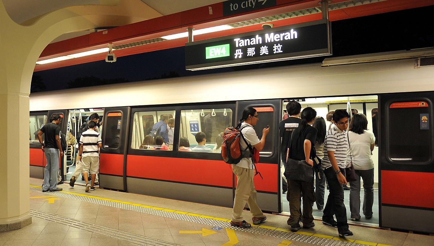 Tanah Merah Station