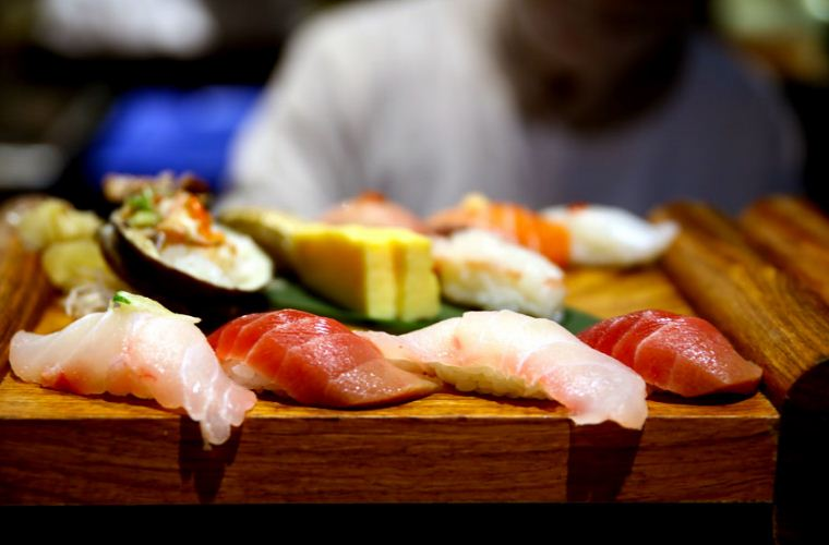 Mitsui Stand Up Sushi 2
