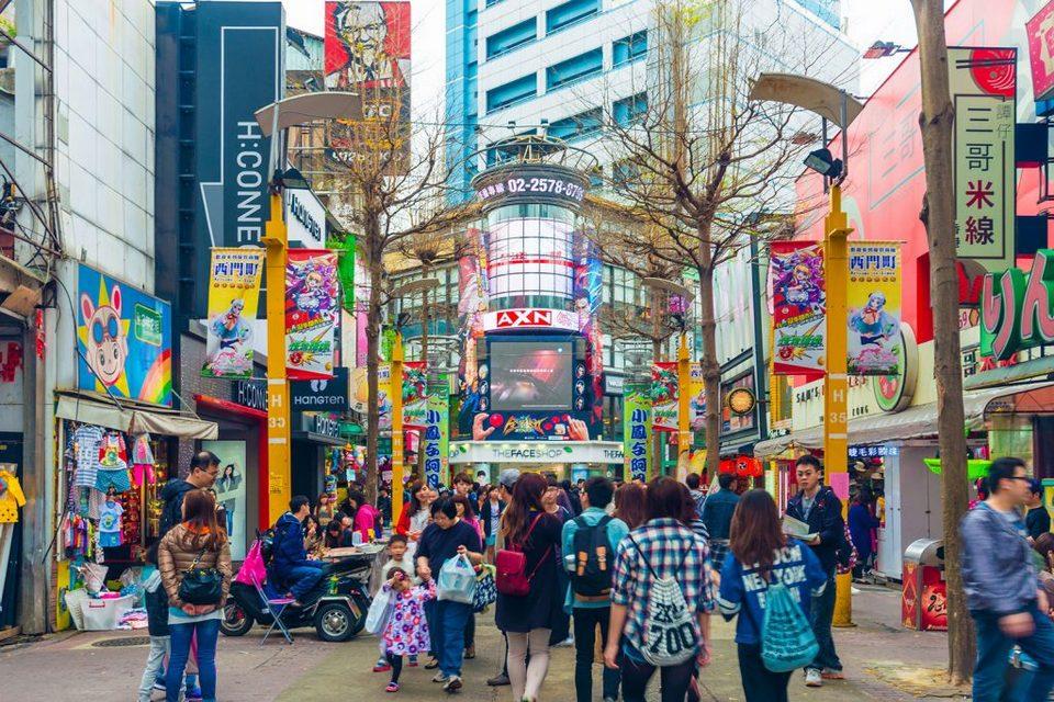 taipei shopping,where to shop in taipei blog