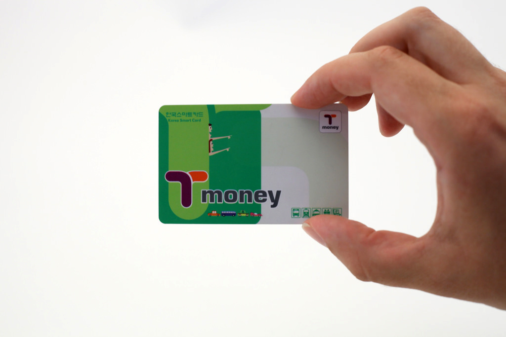 t money card korea