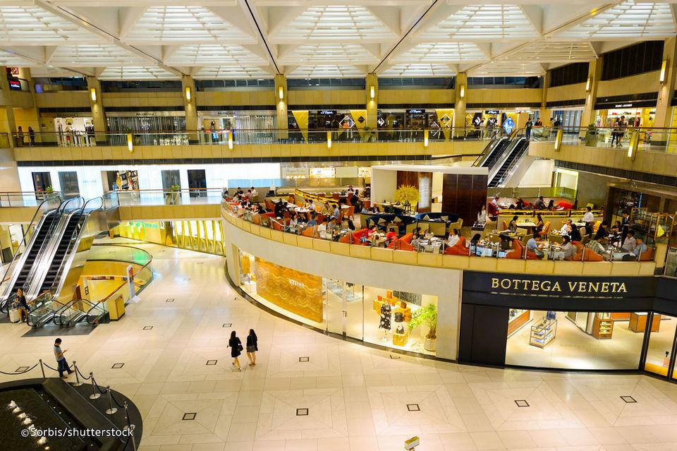 The Landmark Shopping Center