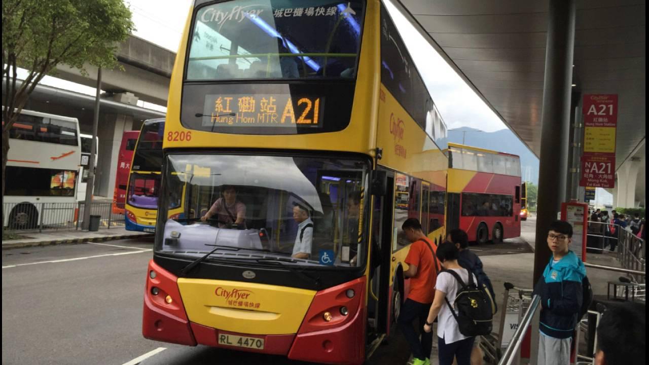 bus a21