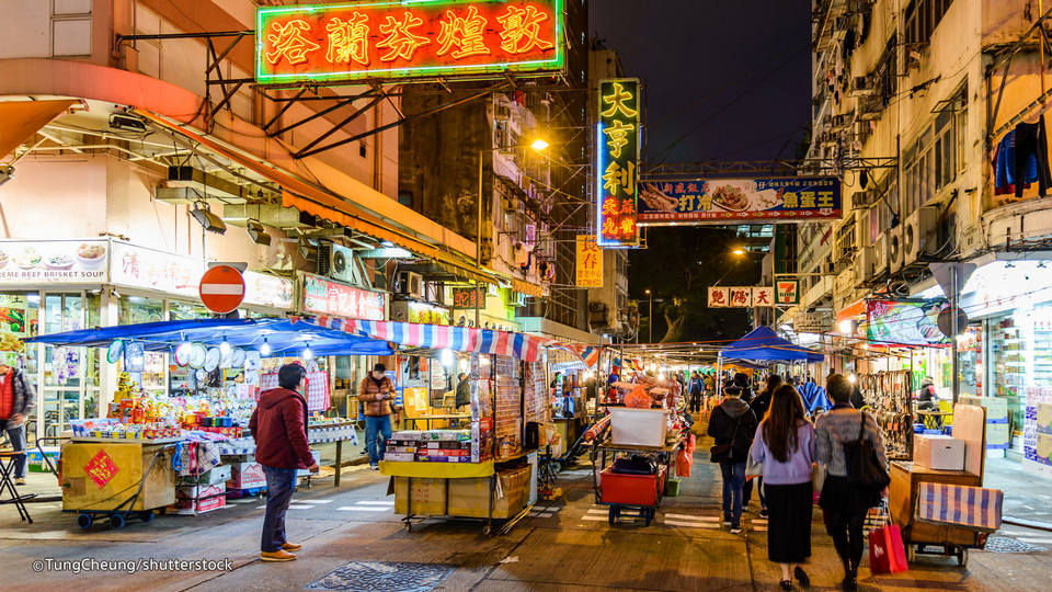 temple-street night market