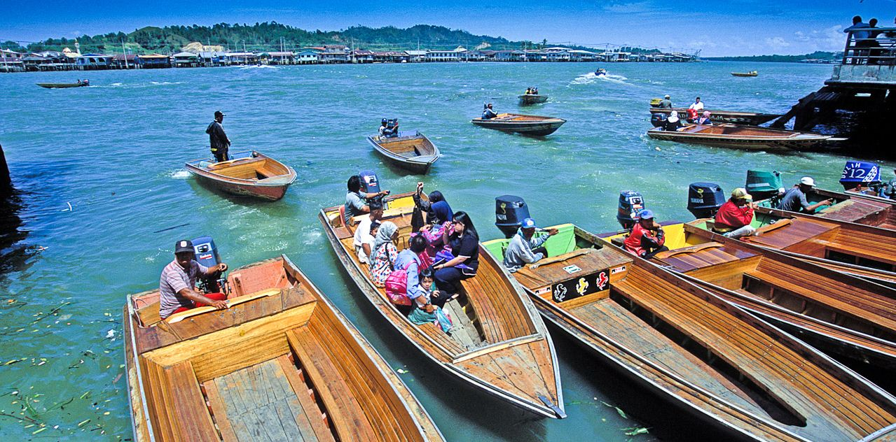 Water-Taxi-in brunei