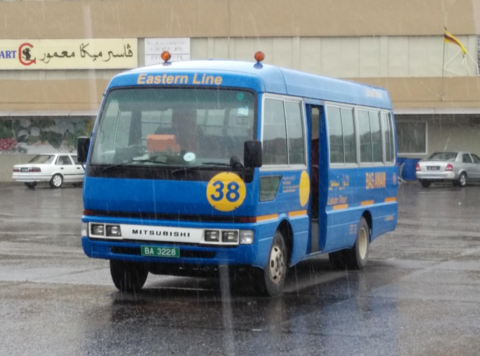 bus 38