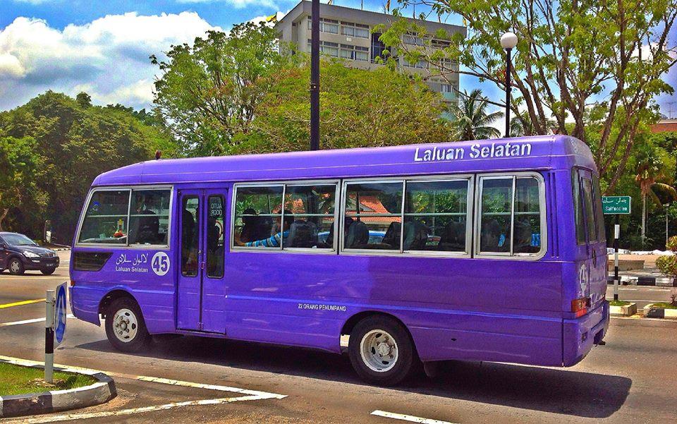 Bus No. 45
