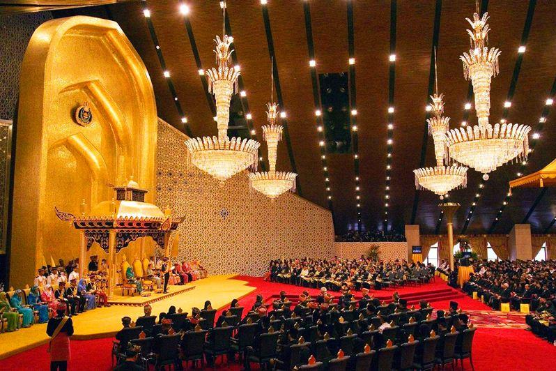Istana Nurul Iman - Sultan's Palace