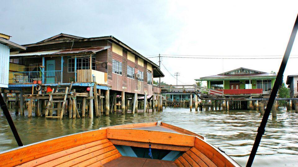 Kampong Ayer Water Village the venice of brunei