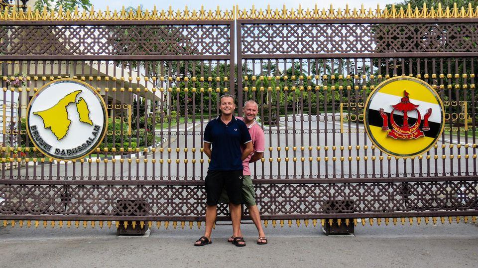 istana-nurul-iman-gate - Living + Nomads – Travel tips, Guides ...