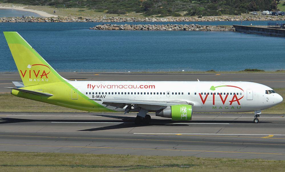 Viva Macau Airlines3
