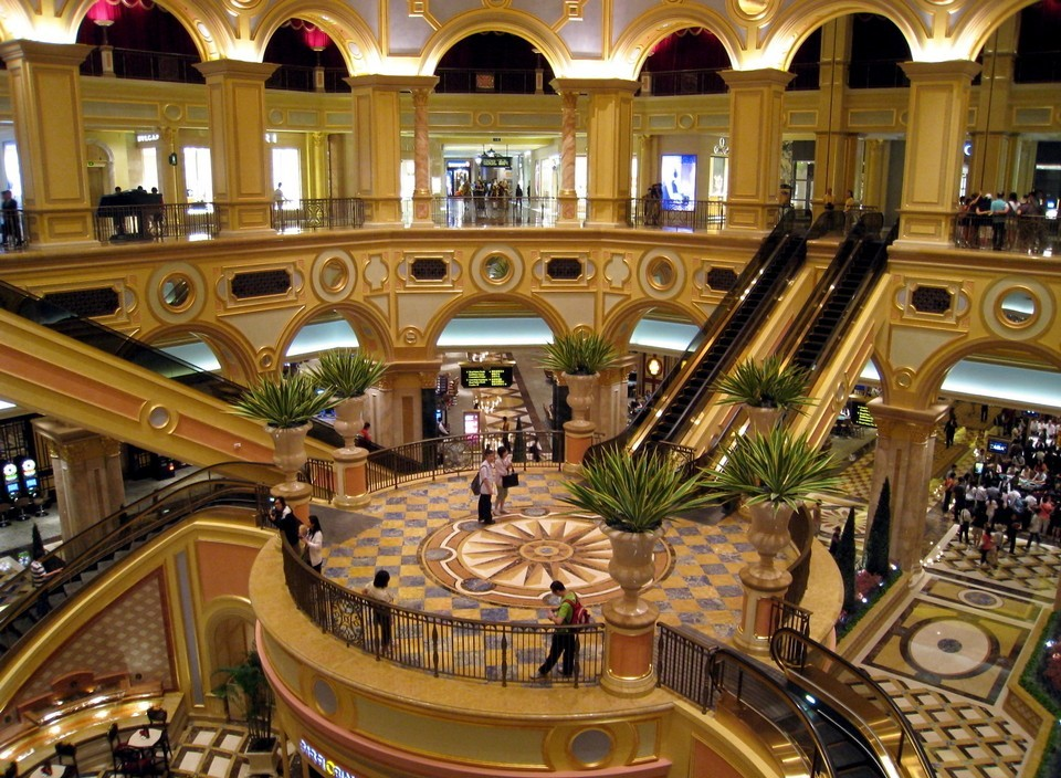The Venetian Macao The Great Hall