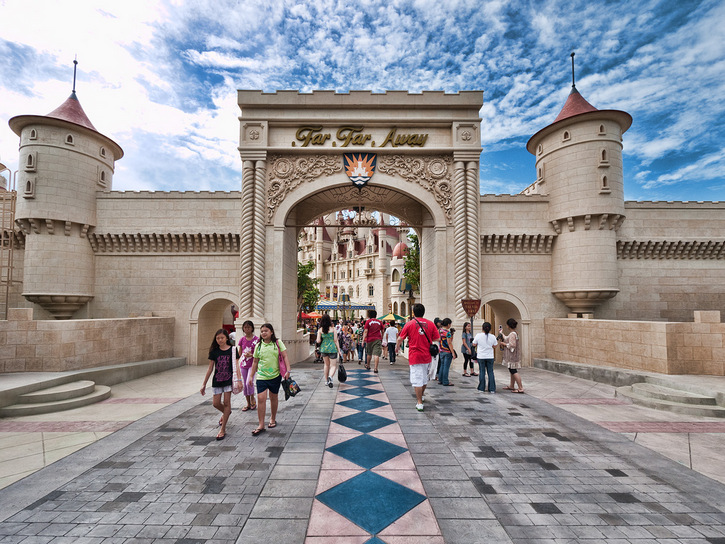 universal studios singapore travel tips and guides
