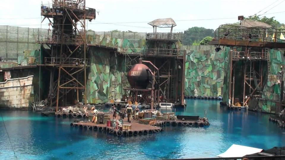 WaterWorld universal singapore