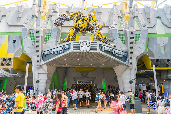 What to See and Do at Universal Studios Singapore