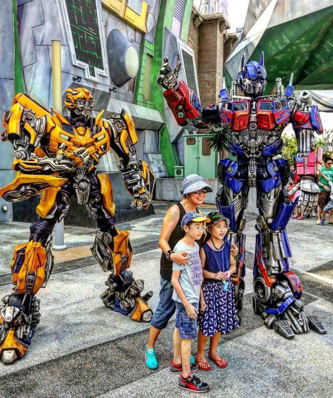 universal studios singapore travel tips