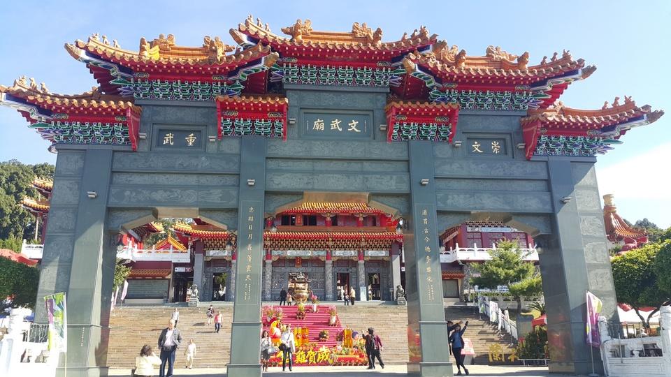 Wenwu-temple taichung taichung blog taichung travel blog
