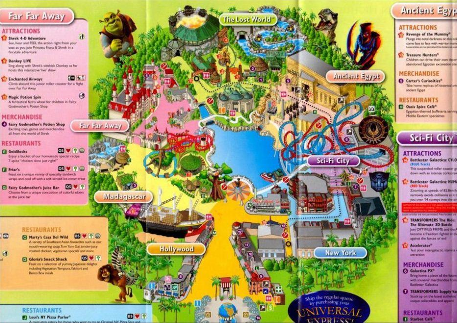 map universal studios singapore blog 2