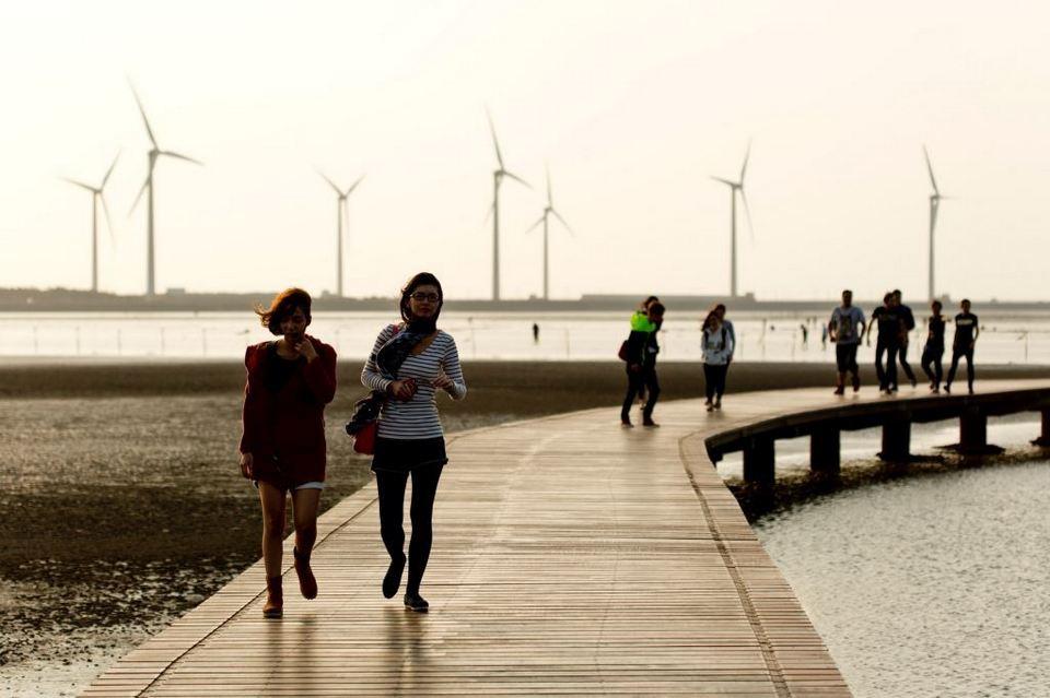 Gaomei Wetland1