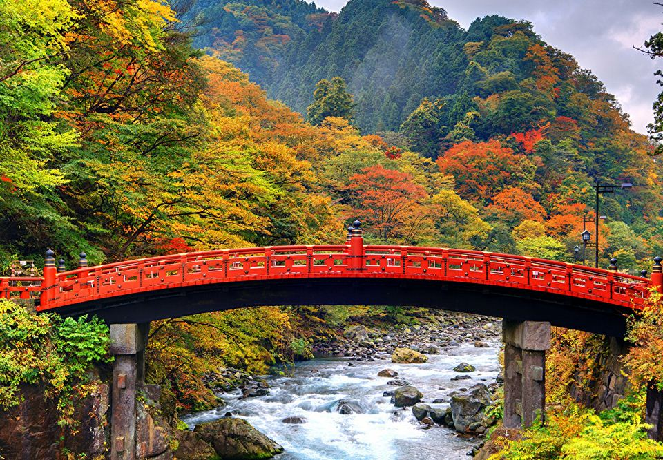 Shinkyo Bridge nikko travel blog nikko blog