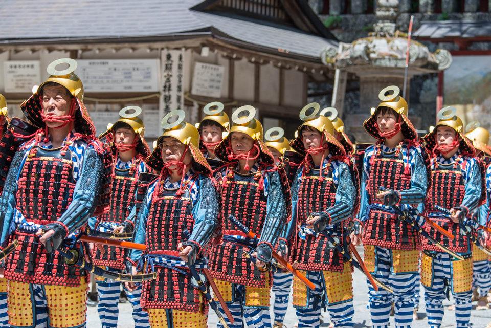 festival in nikko