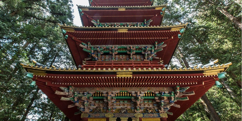 nikko shrines