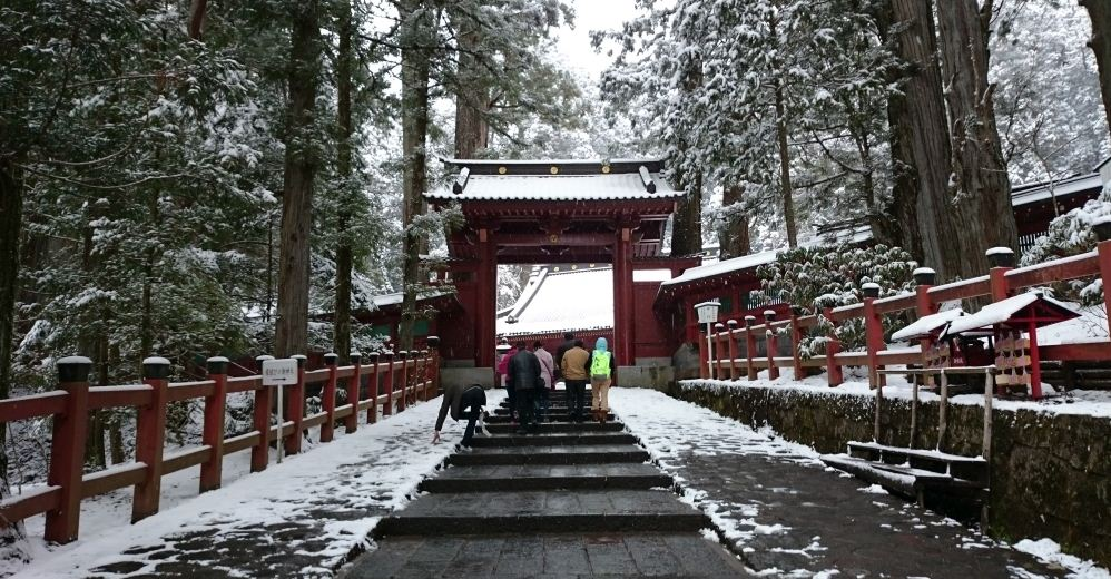 nikko winter
