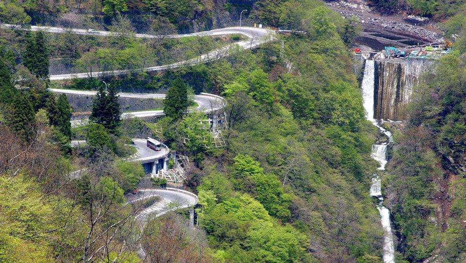 Irohazaka Winding Road